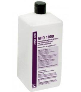 AHD 1000 alkoholowy płyn do dezynfekcji rąk i skóry.