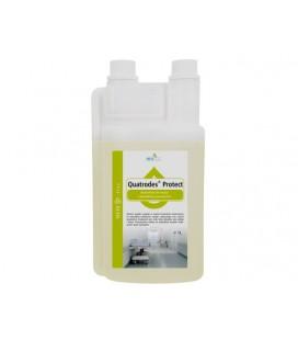 Quatrodes One 1000 ml, Koncentrat do mycia i dezynfekcji powierzchni i sprzętu