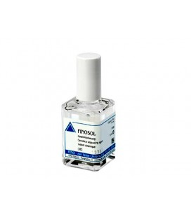 Finosol izolator ceramiki 15 ml izoluje gips od ceramiki.