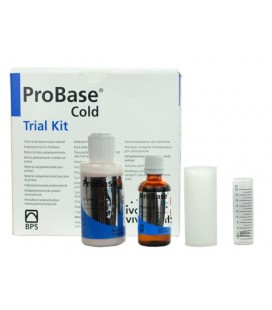ProBase Cold Trial Kit Clear 100g + 50ml