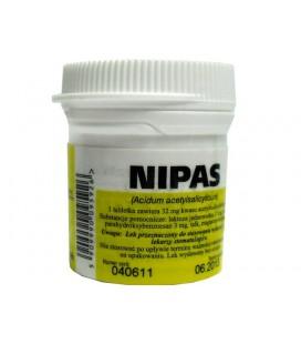 Nipas 32 mg 50 szt.