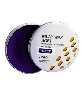 GC Inlay Wax Soft Violet 40 g