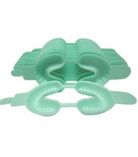 Łyżki do aplikacji pianki małe (zielone) 100 szt.