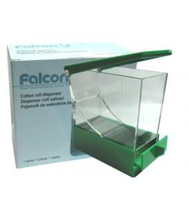 Pojemnik do wałeczków zielony