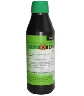 Chloraxid 2% 200g płyn do płukania kanałów korzeniowych.