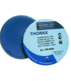 Yeti, Thowax wosk modelowy niebieski 70 g