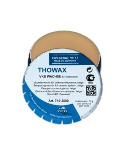 Yeti, Thowax wosk modelowy beżowy 70 g