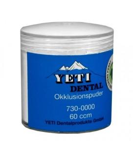Occlusion Powder 17 g proszek zgryzowy składa się w 100 % z wosku.