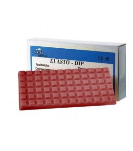 Yeti, Elasto Dip wosk czerwony 2 x 75 g