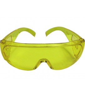 Okulary UV żólte